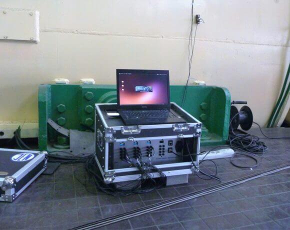 System AVAS