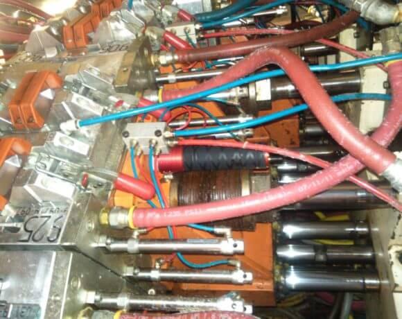 Przemysł spożywczy: kontrola zużycia i ustawienia elementów maszyn.